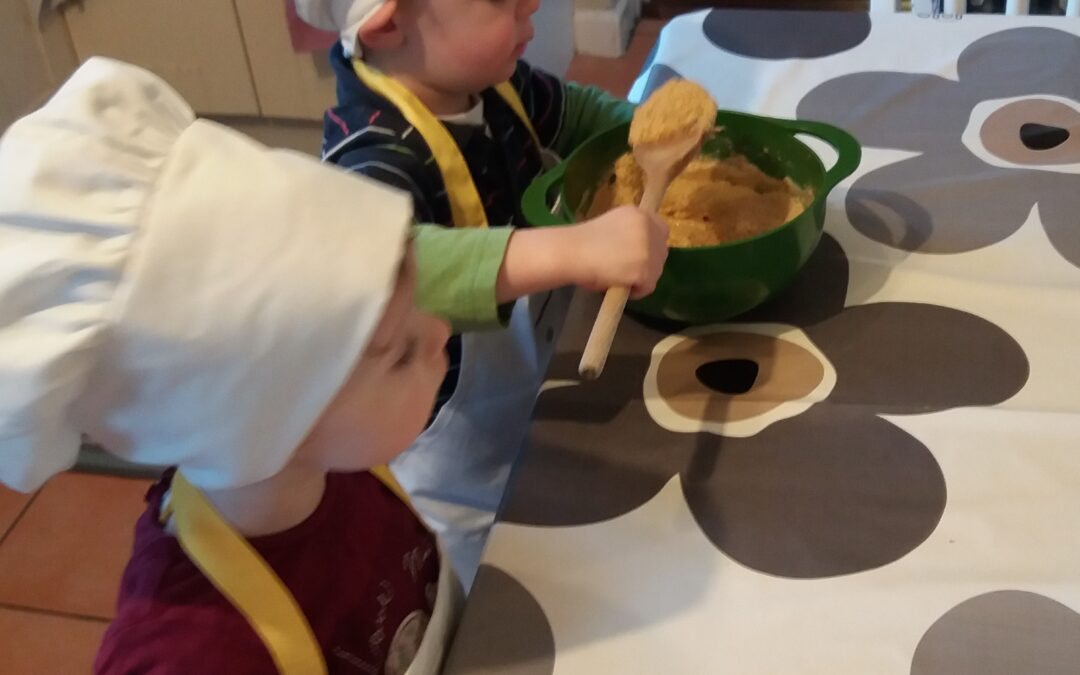 Kids – the Joys of Baking and Beyond